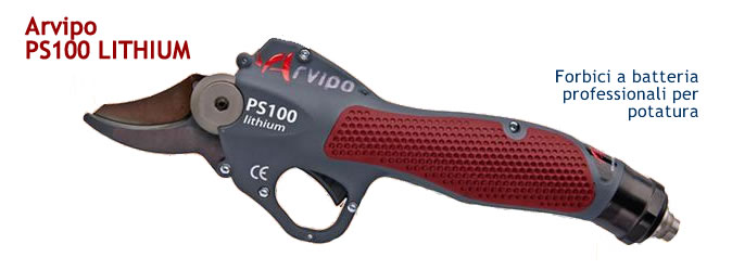 Arvipo PS100 LITHIUM